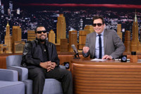 VIDEO: Ice Cube Talks Rock and Roll Hall of Fame Induction on TONIGHT SHOW