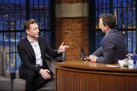 VIDEO: Tom Hiddleston Shows Off His Robert DeNiro Impression on LATE NIGHT