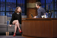 VIDEO: GOT's Maisie Williams Reveals Her Embarrassing Encounter with Justin Timberlake
