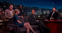 VIDEO: Team Iron Man Talks 'Civil War' on JIMMY KIMMEL LIVE