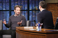 VIDEO: David Duchovny Looks Back on His Famous Larry Sanders Episode