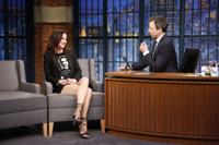 VIDEO: Juliette Lewis Talks New Documentary 'Hard Lovin' Woman' on LATE NIGHT