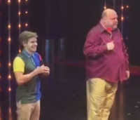 STAGE TUBE: Andrew Keenan-Bolger Returns to SEUSSICAL at DISASTER!