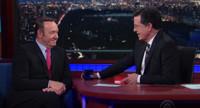 VIDEO: Kevin Spacey Tells The Story Behind That Nixon & Elvis Photo