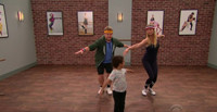VIDEO: James Corden & Gwyneth Paltrow Push Their Fitness to the Limit with 'Toddlerography'