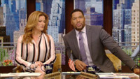 VIDEO: Michael Strahan Talks Decision to Leave 'LIVE'; Kelly Ripa Skips Today's Show