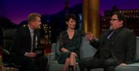 VIDEO: Jon Favreau and Lena Headey Visit LATE LATE SHOW