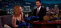 VIDEO: Jessica Chastain Talks 9 Hours in a Hot Tub with Chris Hemsworth