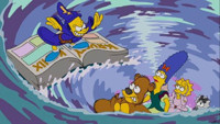 VIDEO: Watch 'Magical' Couch Gag from This Sunday's THE SIMPSONS
