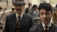 VIDEO: Check Out a First Look at New FOX Series HOUDINI & DOYLE