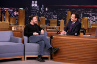 VIDEO: Ricky Gervais Talks New Netflix Movie; Return to Stand-Up on TONIGHT