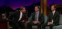 VIDEO: Tom Hiddleston & Thomas Middleditch Visit LATE LATE SHOW