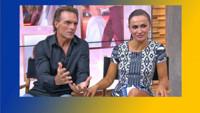 VIDEO: Doug Flutie & Karina Smirnoff Talk DANCING WITH THE STARS Elimination