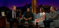 VIDEO: Tony Hale, Maisie Williams & Ice Cube Visit LATE LATE SHOW