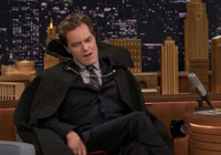 VIDEO: Michael Shannon Shows Off His Elvis Impersonation on TONIGHT SHOW