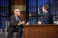 VIDEO: Larry Wilmore Talks Hosting 2016 White House Correspondents' Dinner