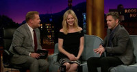 VIDEO: Eric Bana & Judy Greer Visit LATE LATE SHOW