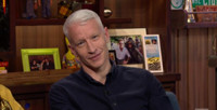 VIDEO: Would Anderson Cooper Co-Host LIVE? Check Out His Answer!