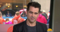 VIDEO: Colin Farrell Talks New Film, Met Gala & Harry Potter Prequel on TODAY