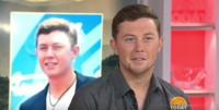 VIDEO: Scotty McCreery Talks 'American Idol' to Author on TODAY