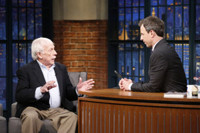 VIDEO: Ron Miscavige Talks Son David's Rise in Scientology on LATE NIGHT