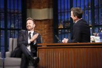 VIDEO: Aaron Paul Talks New Series 'The Path' on LATE NIGHT