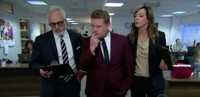 VIDEO: Allison Janney and Bradley Whitford Make a 'West Wing' Entrance on JAMES CORDEN