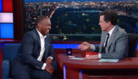 VIDEO: Anthony Mackie Wishes He Could Be As Cool As His Character 'Falcon'