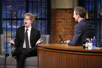 VIDEO: Dana Carvey Channels Trump, Clinton & Sanders on LATE NIGHT