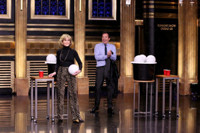 VIDEO: Jane Fonda & Jimmy Play Giant Beer Pong on TONIGHT SHOW
