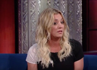 VIDEO: Kaley Cuoco Explains Why She Doesn't Like Working With Babies