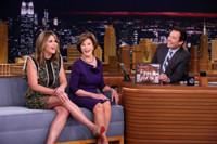 VIDEO: Laura Bush & Jenna Bush Hager Talk New Children's Book on 'Tonight'