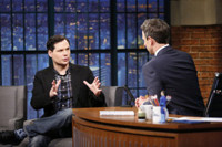 VIDEO: Michael Ian Black New Book Helps Parents Explain Donald Trump to Their Children