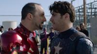 VIDEO:  Tony Hale & Adam Pally Are CAPTAIN AMERICA: CIVIL WAR Reenactors in New Funny or Die