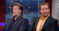 VIDEO: Ryan Gosling & Russell Crowe Got 'Really Really Close' on New Film THE NICE GUYS