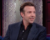 VIDEO: Jason Sudeikis Will Call Stephen Colbert If He Ever Gets Arrested