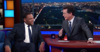 VIDEO: Anthony Anderson Explains Black vs. Black-ish on LATE SHOW