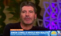 VIDEO: Has Fatherhood Turned Simon Cowell Into A Big Softie?