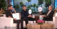VIDEO: Have Drake & Jared Leto Ever Hooked Up with a Fan? They're Forced to Come Clean on ELLEN