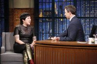 VIDEO: Margaret Cho Talks New Album 'American Myth' on LATE NIGHT