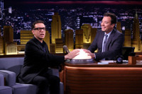 VIDEO: Fred Armisen Reads Jimmy Fallon's Mind with Help of Mind-Reading Orb