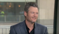 VIDEO: Blake Shelton Talks New 'Angry Birds' Song Written With Gwen Stefani