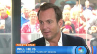 VIDEO: Will Arnett Talks Ninja Turtles, Lego Batman & New Series 'Flaked'