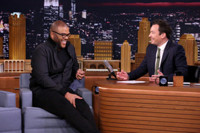 VIDEO: Tyler Perry Recalls Playing That Funky Music with Prince