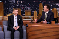 VIDEO: 'Now You See Me's Dave Franco Teaches Jimmy Fallon Card Throwing Tricks