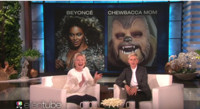 VIDEO: Beyonce or Chewbacca Mom? ELLEN Helps Hillary Clinton Select Her VP!