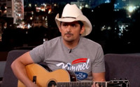 VIDEO: Brad Paisley Sings Original Song About NC Transgender Bathroom Controversy