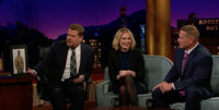VIDEO: John Cena & Anna Paquin Visit LATE LATE SHOW