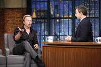 VIDEO: David Spade Talks New Netflix Film THE DO-OVER on 'Late Night'