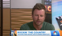 VIDEO: Country Singer Dierks Bentley Talks New Album 'Black'